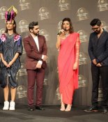 Sushmita Sen Ramp Walk at The Blenders Pride Fashion Tour 2014