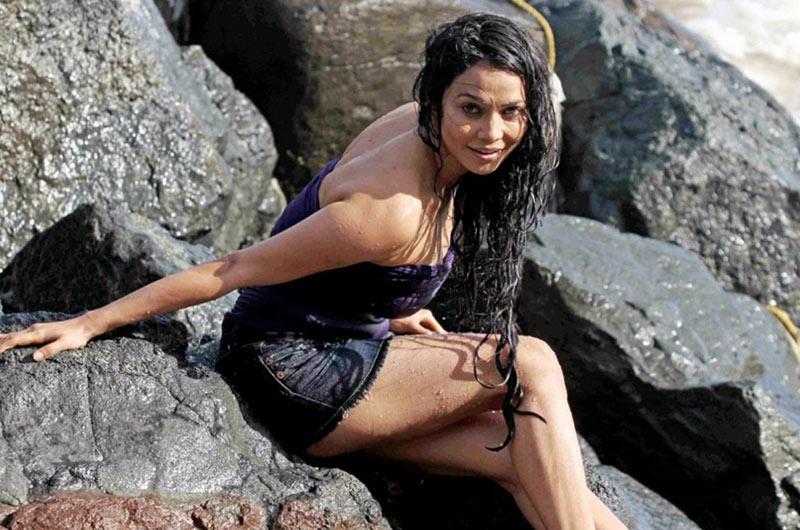 Nisha rawal bikini