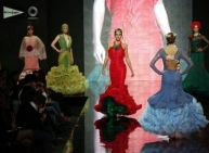 InternationalFlamencoFashionShowSIMOF2014
