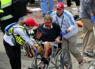 Terror strikes America blasts at Boston marathon